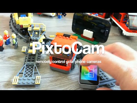 PixtoCam for Android Wear ($1.99)