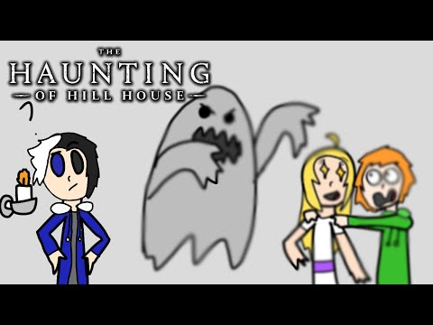 The Ghost Maid! | The Haunting of Hill House ep. 3