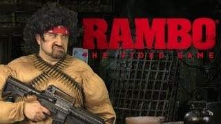 Video Rambo: The Video Game Angry Review MP3, 3GP, MP4, WEBM, AVI, FLV Oktober 2018
