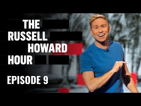 The Russell Howard Hour - Series 1, Episode 9 (видео)