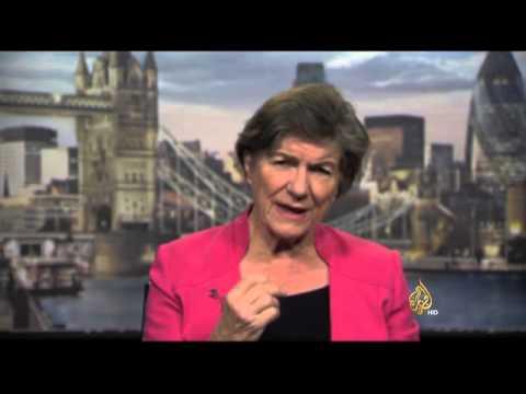البارونة البريطانية تفضح الموقف الأوروبي تجاه إسرائيل