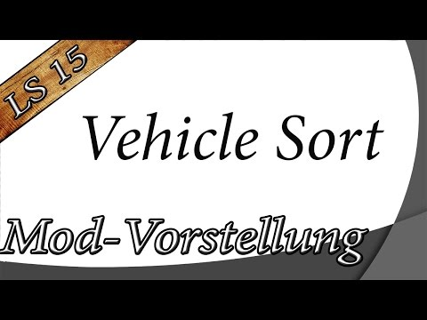 Vehicle Sort v0.4