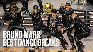 Video Bruno Mars' Best Dance Breaks MP3, 3GP, MP4, WEBM, AVI, FLV Februari 2019