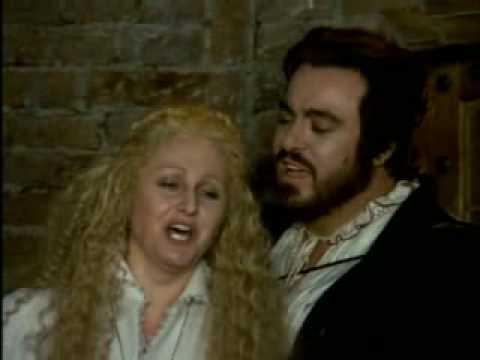 Edita Gruberova & Luciano Pavarotti - Rigoletto 4