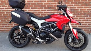 7. Ducati Hyperstrada 821, www.ridersmotorcycles.com, stk# 23303