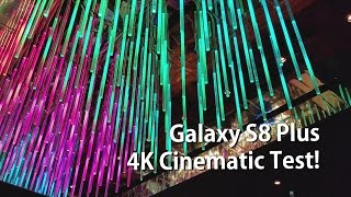 Here's Galaxy S8 Plus 4K cinematic test in mostly low-light indoors at the Luxor hotel in Las Vegas.  No color correction but I did some noise reduction with Neat Video plugin as there was noise on most of my shots but came out pretty clean, not bad.  Video camera is one of the best on the Galaxy S8 Plus definitely.YouTube compression is really bad at 1080P and you may see a lot of artifacts at 1080P or less.  To watch in less compression, watch video in 1440P or 4K!More thoughts on the camera performance on my site:http://highonandroid.com/android-smartphones/galaxy-s8-plus-4k-cinematic-test-in-low-light-luxor-las-vegas/Also if you are interested in the slider I used, check it out here:http://hoalove.com/moviemaker(BTW, hoalove.com is my own URL shortening site!)I should have a full review of the slider on my channel this week so subscribe and make sure your notification bell is turned on! #NotificationSquadWant more cool 4K cinematic videos I made in the past and get HIGH on Android?  See my Cinematic video playlist here:https://www.youtube.com/playlist?list=PL5w_3z2NCT2WJFLw191OmIuVb4cus901m-----------------------------------------Join the HighOnAndroid VIP Fans List for free help from Max and discounts on Android accessories:http://highonandroid.com/newsletter.phpYouTube Audio Library Credits:HigherEpic Unease by Kevin MacLeod is licensed under a Creative Commons Attribution license (https://creativecommons.org/licenses/by/4.0/)Source: http://incompetech.com/music/royalty-free/index.html?isrc=USUAN1100406Artist: http://incompetech.com/