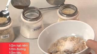 Món Ngon Mỗi Ngày - Canh dền cơm nấu nghêu