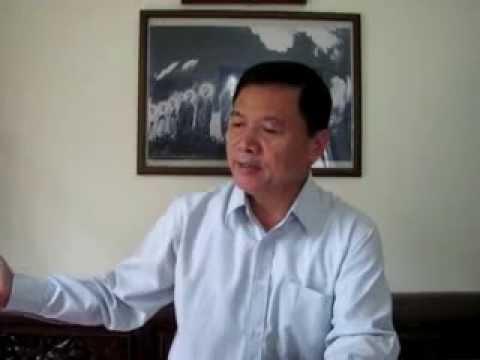 Nhà ngoại cảm - Chuyên gia phong thủy Trần nggọc Kiệm giảng phong thủy phòng khách