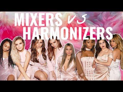 Mixers VS Harmonizers 2017 {FANDOM BATTLE} | LITTLE MIX VS FIFTH HARMONY