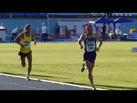 Ростикус  Роман  здобув  срібну нагороду серед чоловіків, на дистанції 3000 метрів з перешкодами, з особистим досягненням 8.53.79.