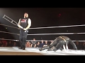 Kevin Owens viciously attacks Chris Jericho in Regensburg Germany Exclusive Feb 25 2017 waptubes