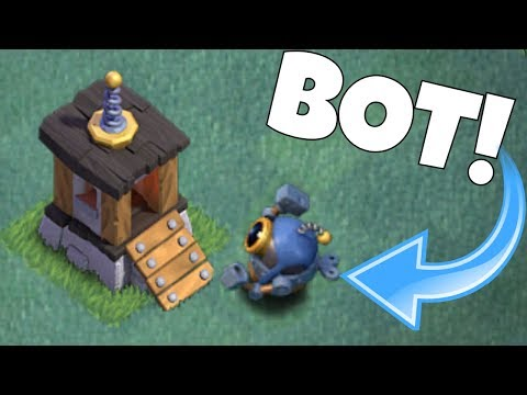 """the O.T.T.O Bot New Upgrade!! """"Clash Of Clans"""" All Troop Upgrades!!"""