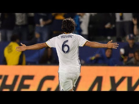 Video: GOAL! Baggio Husidic makes it 3-0 to the Galaxy