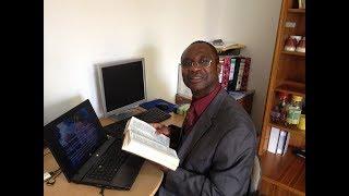 LEARNING WITH THE SPIRIT WITH ELDER AIDOO @ Sankofa TV International