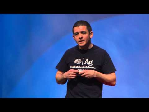 PlantVillage: Using Smartphones and Smart Crowds for Food Security | David Hughes | TEDxPSU