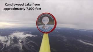 CONN. UNIT'S HIGH-ALTITUDE BALLOON REACHES 113,616 FT.