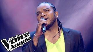 """image of Wilton dos Santos - """"Esse cara sou eu"""" / The Voice Angola 2015: Audição Cega"""