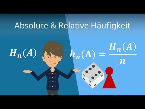 Absolute und relative Häufigkeit: Unterschied und Berechnen einfach erklärt