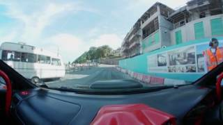 360° video taken from inside a Subaru car belonging to my good friend James Reynolds, who was taking part in the organised hill...