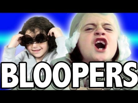 Funny Kids Bloopers! - Kids Swede Movies (We Dont Give A Frak)