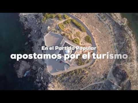 El Partido Popular apuesta por el turismo