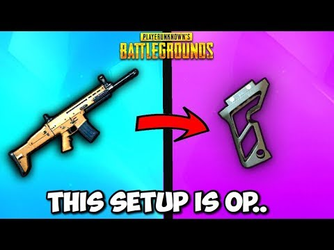 Top 15 UNBEATABLE WEAPON SETUPS IN PUBG! (lowkey Overpowered)