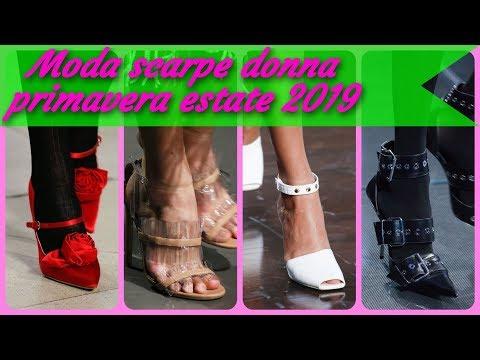 Moda scarpe 👠 donna primavera estate 2019