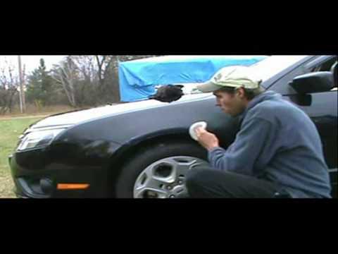 Bảo vệ, sáng bóng sơn xe với Nu Finish Car Polish