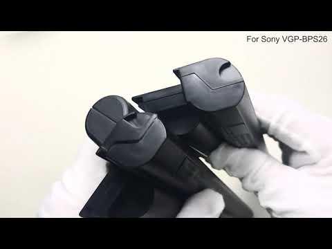Battery for Sony VGP-BPS26 (4400mAh VS 6600mAh)