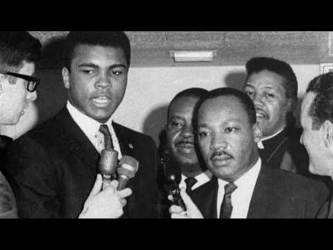 Dr. King's Distorted Legacy: After Civil Rights Black Power; Muhammad Ali's friendship; Malcolm X