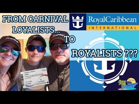 After 25 Carnival Cruises Why We Are Cruising On Royal