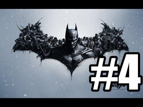 Прохождение Batman Arkham Origins Часть 4