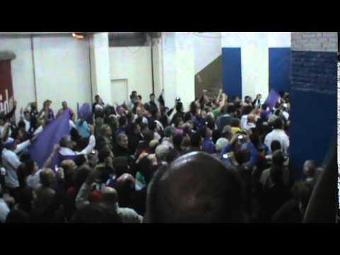 Despues del partido en Paraguay en el Defensores del Chaco - La Banda Marley - Defensor