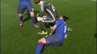Video Best FIFA 18 FAILS ● Glitches, Goals, Skills ● #2 MP3, 3GP, MP4, WEBM, AVI, FLV Desember 2017