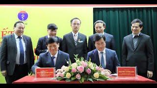 Bàn giao Bệnh viện Việt Nam - Thụy Điển Uông Bí trực thuộc Bộ Y tế về UBND tỉnh Quảng Ninh quản lý
