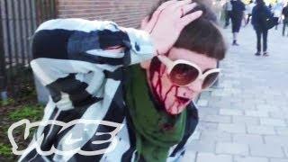 Teenage Riots in Sweden