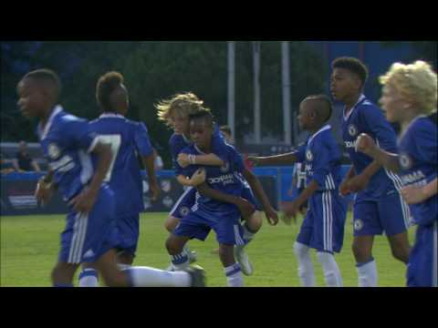 Juventus - Chelsea 1-3 - highlights & Goals - (Group C Match 4)