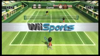 Wii Sports - Tennis