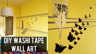 Nonton $2 DIY WASHI TAPE WALL ART | ROOM DECOR DIY WITH WASHI TAPE Film Subtitle Indonesia Streaming Movie Download