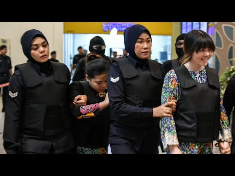 Kim Jong Nam Assassination: Trial To Go Ahead For Two Women Accused Of Murder