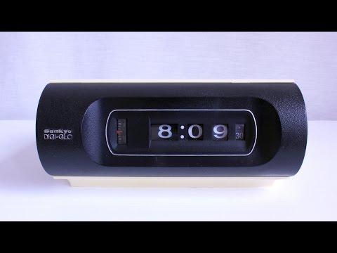 Sankyo DIGI-GLO 423 D cyclometer clock