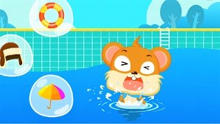 Baby Panda Play And Learns Pairs - Fun Educational Baby Games