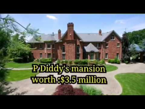 2019 Olamide vs  P Diddy [ 2019 the battle of mansion and cars, networth, inside and outside]