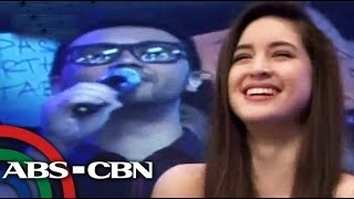 Video It's Showtime: Billy asks Coleen: May chance ba na maging tayo? MP3, 3GP, MP4, WEBM, AVI, FLV Maret 2019