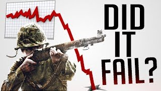 Video Did Call Of Duty: WWII Succeed Or Blow Up In Flames? MP3, 3GP, MP4, WEBM, AVI, FLV Oktober 2018