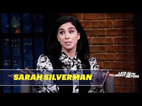 Sarah Silverman Needs to Be Reminded Ralph Breaks the Internet Is for Kids