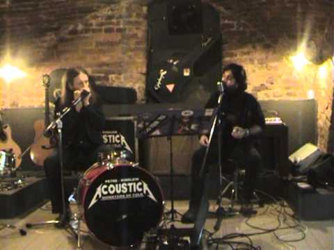 ACOUSTICA - MONSTERS OF FOLK - Daca vrei sa ai gagica (live in Timisoara)