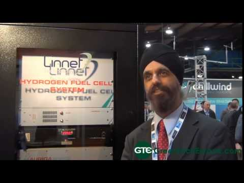 Auriga Energy Interview: Hydrogen fuel cells