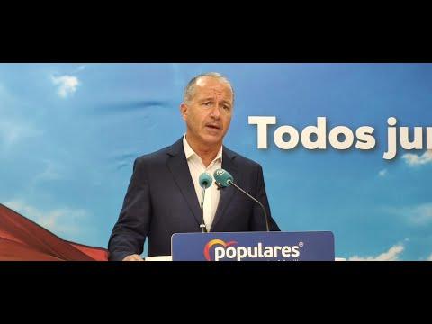 Juan José Imbroda y Juan Jesús Vivas, firmarán en la sede del PP de Málaga un importante documento que sienta las bases del Plan Estratégico Nacional y que recoge medidas necesarias para un gran desarrollo de las dos Ciudades Autónomas.