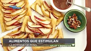 Alimentos que estimulan la pérdida de peso